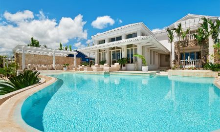 Four Bedroom Imperial Villa - Eden Roc At Cap Cana - Punta Cana