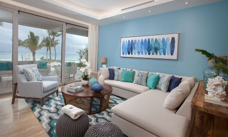 One Bedroom Suite Beach Front - Eden Roc At Cap Cana - Punta Cana