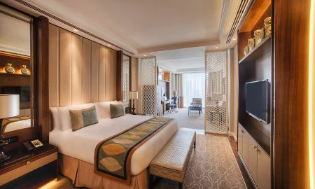 Suite Junior King Bed - Vue sur Ville - Taj Dubai - Dubai