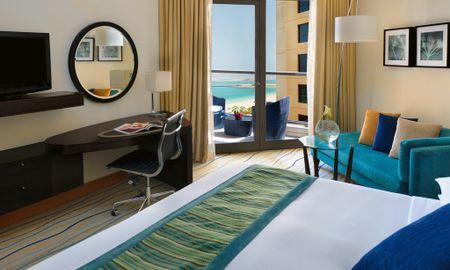 Camera Superior - Vista Parziale Mare - Mövenpick Hotel Jumeirah Beach - Dubai