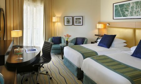 Camera Superiore Twin - Mövenpick Hotel Jumeirah Beach - Dubai