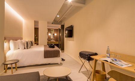 Chambre Design - Deluxe - Ohla Eixample - Barcelone