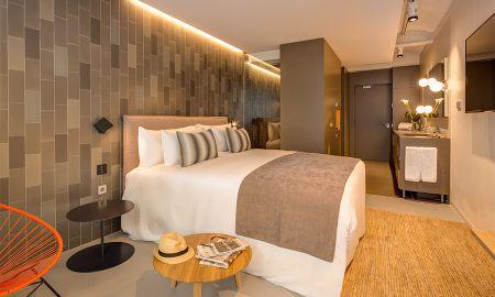 Chambre Design - Double - Ohla Eixample - Barcelone