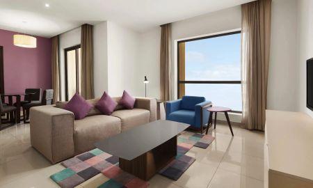 Suite Una Camera Vista Mare - Hawthorn Suites By Wyndham JBR - Dubai
