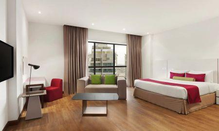 Camera Deluxe - Hawthorn Suites By Wyndham JBR - Dubai