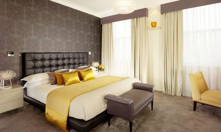 Suite Jaguar - Taj 51 Buckingham Gate Suites And Residences - Londres