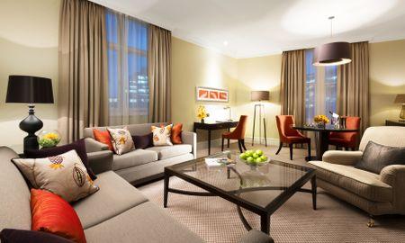 Suite Deux Chambres Falconers - Taj 51 Buckingham Gate Suites And Residences - Londres