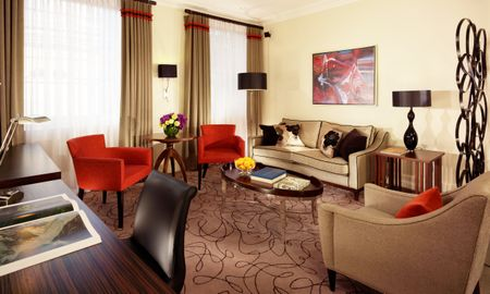 Suite Minister Une Chambre - Taj 51 Buckingham Gate Suites And Residences - Londres