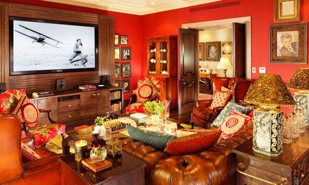 Suite Cinema - Taj 51 Buckingham Gate Suites And Residences - Londres