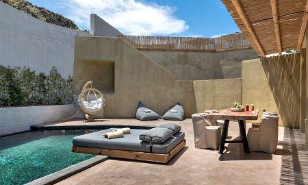 Villa avec 2 Chambres - Andronis Concept Wellness Resort - Santorini