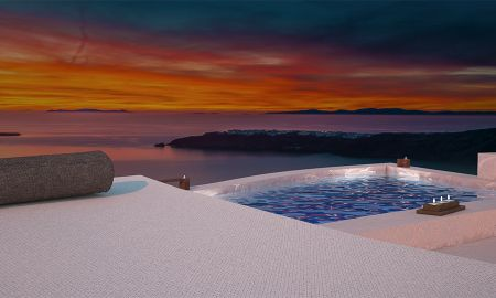 Suite Fabulous - Andronis Concept Wellness Resort - Santorini