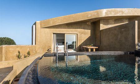 Villa 3 Chambres - Andronis Concept Wellness Resort - Santorini