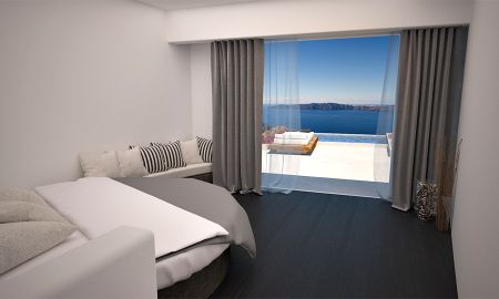 Finesse Suite - Andronis Concept Wellness Resort - Santorini