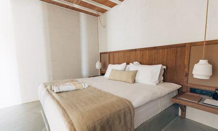Suite Junior - Vista Al Mar - Branco Mykonos - Mikonos