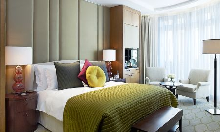 Chambre Deluxe King - Corinthia Hotel London - Londres