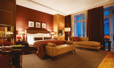 Suite Junior Deluxe - Corinthia Hotel London - Londres