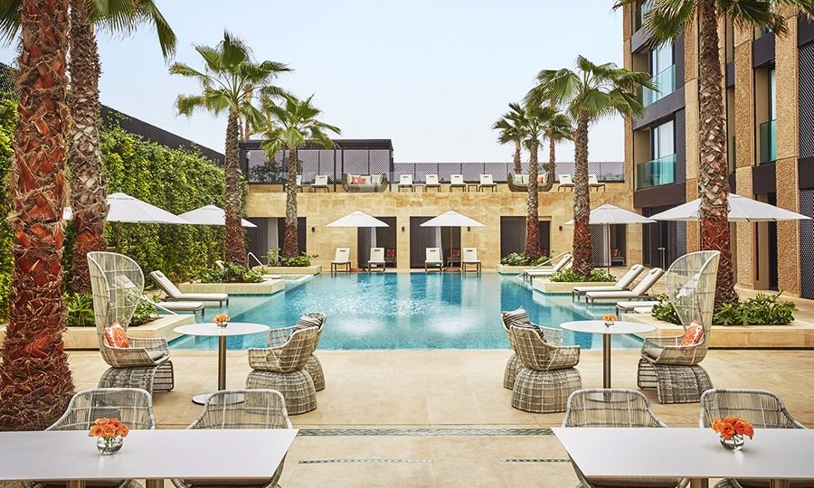 Four Seasons Hotel Casablanca - Booking & Info