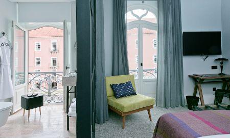 Chambre Deluxe - Hotel 1908 Lisboa - Lisbonne
