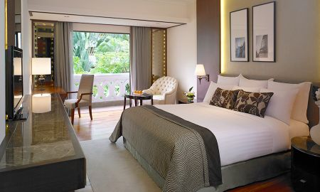 Habitación Deluxe - Anantara Riverside Bangkok Resort - Bangkok