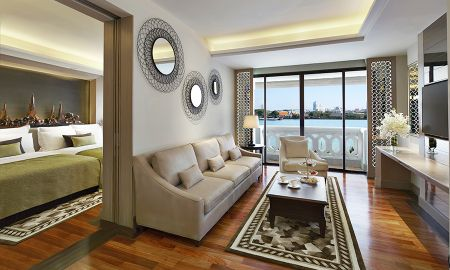 Suite de 2 dormitorios con vistas al rio Chao Phraya - Anantara Riverside Bangkok Resort - Bangkok