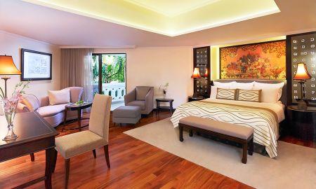Suite Junior Deluxe - Anantara Riverside Bangkok Resort - Bangkok