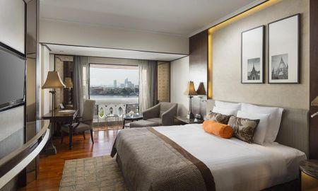 Habitación Deluxe - frente al río with Kasara Executive Lounge Access - Anantara Riverside Bangkok Resort - Bangkok