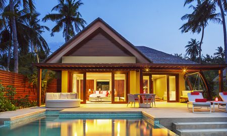 Villa Familiale Plage - Niyama Private Islands Maldives - Maldives