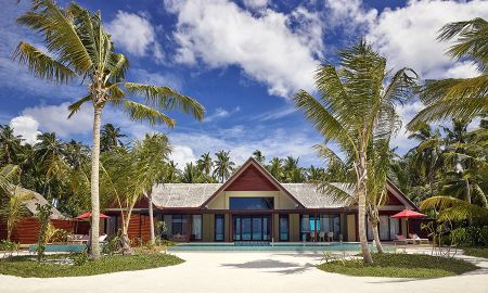 Three Bedroom Beach Pool Pavilion - Niyama Private Islands Maldives - Maldives