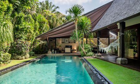 Императорская вилла с частным бассейном и роскошным обслуживанием - Ametis Villa - бали