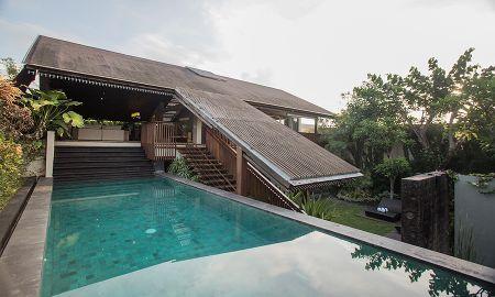 Гранд-вилла с частным бассейном и роскошью (2 спальни) - Ametis Villa - бали