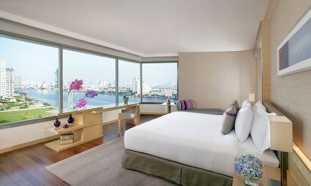 Suite Junior Avani - Vista al Rio - AVANICLUB - Avani+ Riverside Bangkok Hotel - Bangkok