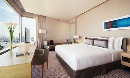 Suite Dos Dormitorios Avani - Vista al Rio - AVANICLUB - Avani+ Riverside Bangkok Hotel - Bangkok