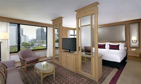 Suite Corner - Ventajas AVANICLUB - AVANI Atrium Bangkok - Bangkok
