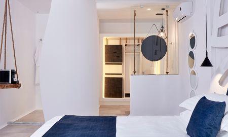 Suite Superior Con Vista Mare - ABSOLUTE MYKONOS SUITES & MORE - Mykonos