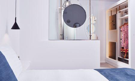 Suite Junior Con Vista Giardino - ABSOLUTE MYKONOS SUITES & MORE - Mykonos
