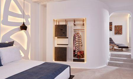 Suite con Vasca Idromassaggio - ABSOLUTE MYKONOS SUITES & MORE - Mykonos