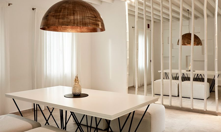 Absolut Mykonos More Suitesamp; Réservation Infos Hôtel CoBerWdx