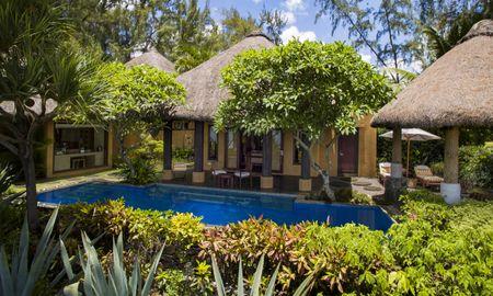 Две президентские виллы с частным бассейном - The Oberoi Mauritius - Маврикий