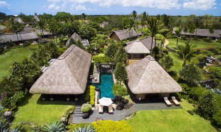 Три королевские виллы с частным бассейном - The Oberoi Mauritius - Маврикий
