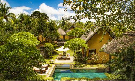 Роскошная вилла с двумя спальнями и собственным бассейном - The Oberoi Mauritius - Маврикий