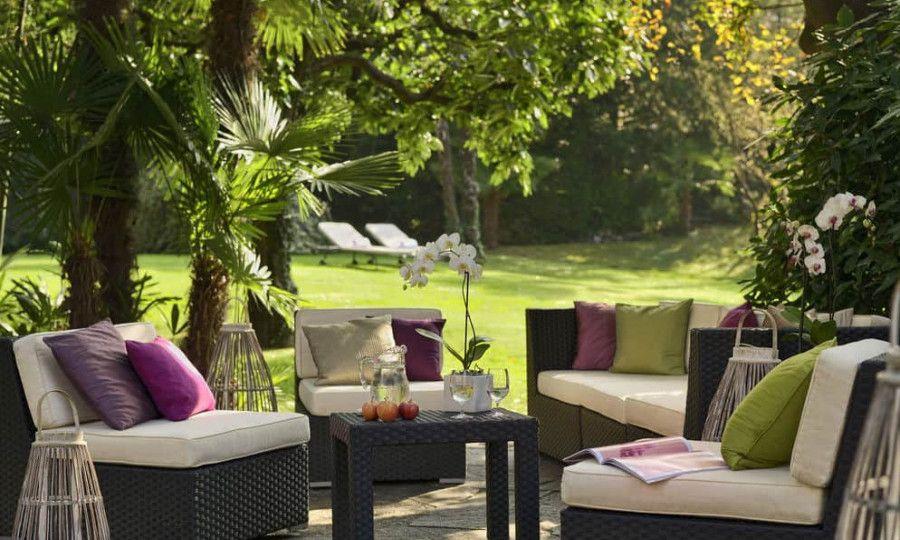 Grand Hotel Villa Castagnola Reservierung Informationen