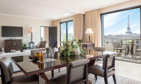 Suite Présidentielle - Hotel Du Collectionneur - Paris
