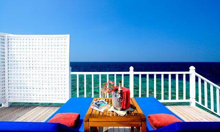 Villa Deluxe au Bord de l'Eau - Centara Grand Island Resort & Spa Maldives - Maldives