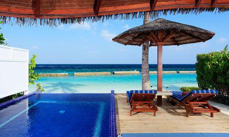 Luxury Beachfront Pool Villa One Bedroom - Centara Grand Island Resort & Spa Maldives - Malediven