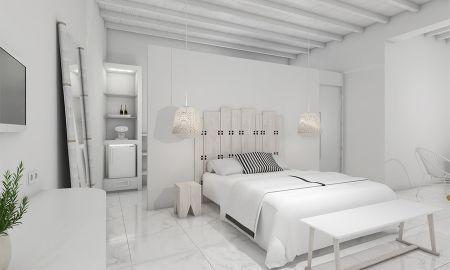 Habitación Doble con Vista jardín - Mr & Mrs White Paros - Adults Only - Paros