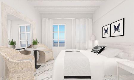 Habitación Premium con Patio - Mr & Mrs White Paros - Adults Only - Paros