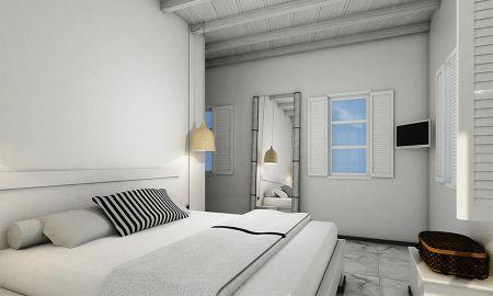 Habitación Deluxe con Vistas al Mar - Mr & Mrs White Paros - Adults Only - Paros