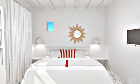 Habitación Superior con Vista Jardín - Mr & Mrs White Paros - Adults Only - Paros