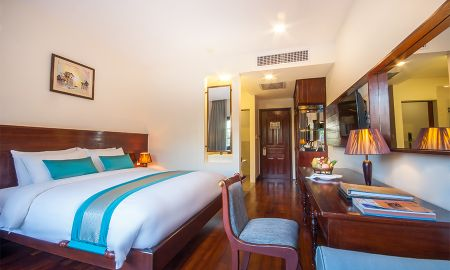 Chambre Deluxe - Lotus Blanc Hotel - Siem Reap