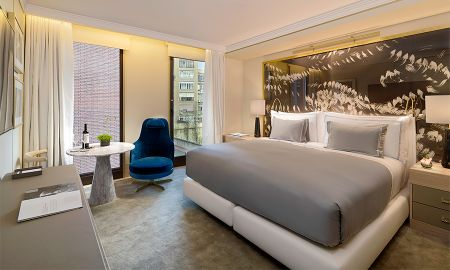 Chambre Double Deluxe Usage Individuel - The One Barcelona GL - Barcelone